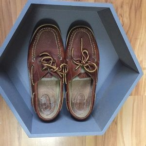 Sperry Leather Top Slider loafers